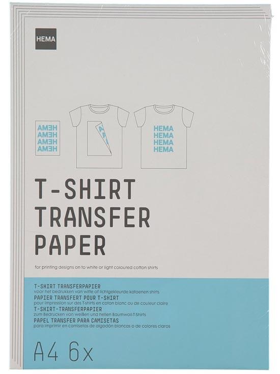 transferpapier-Hema